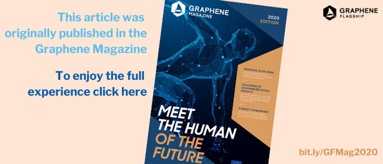 Graphene magazine 2019 cover