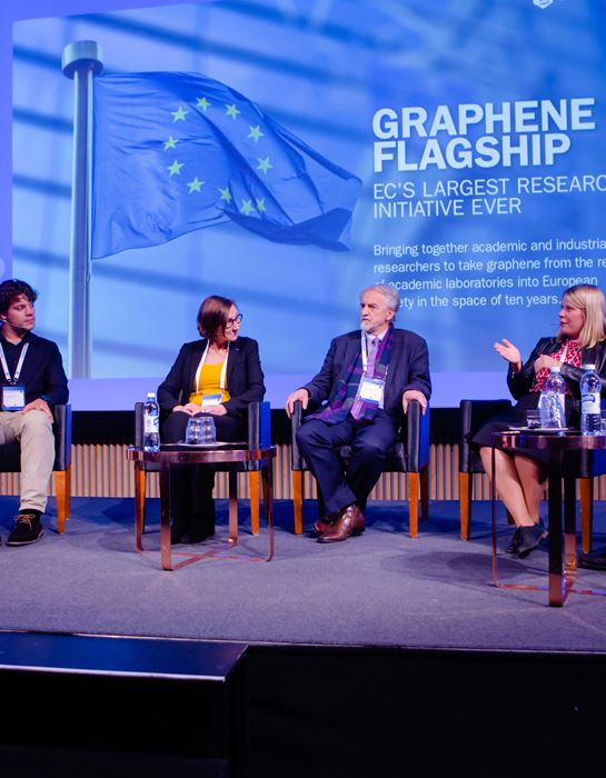The Graphene Flagship's signature event is coming soon to your screen!