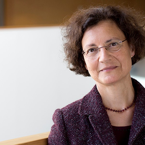 Annick Loiseau, leading scientist with Centre National de la Recherche Scientifique, Onera​