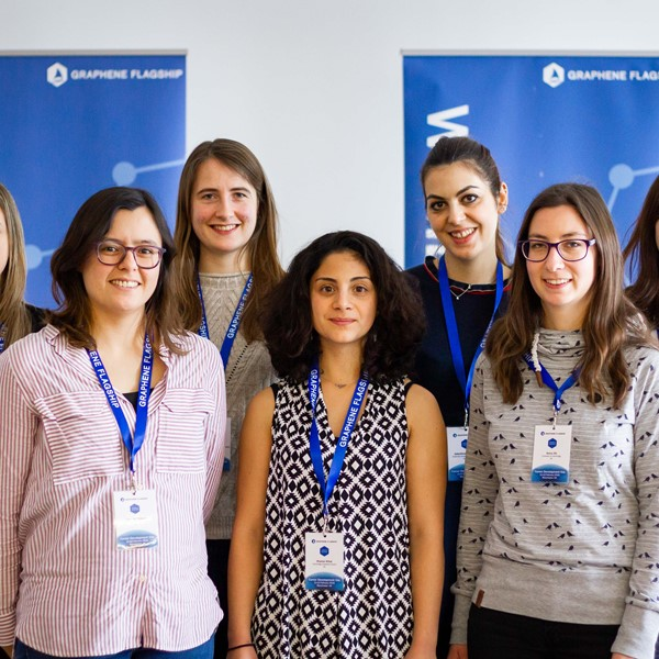 Women in Graphene Career Event 2019