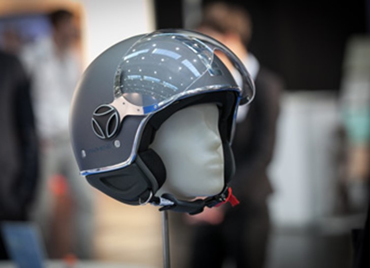 Graphene based helmet by IIT