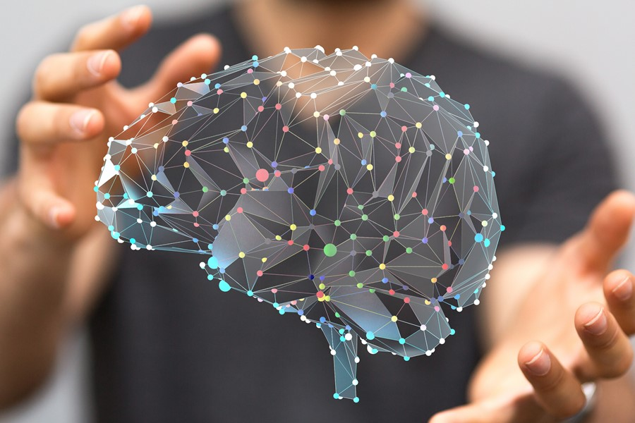 Graphen-Sensoren lesen niederfrequente neuronale Wellen, die mit bestimmten Gehirnzuständen assoziiert sind